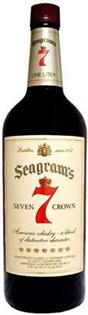 Seagram Seven Crown Blended Whiskey 375ml